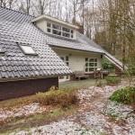 Zijaanzicht vrijstaande woning te Putten, Prinshendrikweg 90