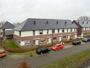 Rijtjeswoning te Putten, Huybertsenweg